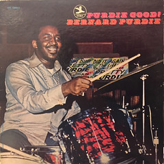 BERNARD PURDIE:PURDIE GOOD!(JACKET A)