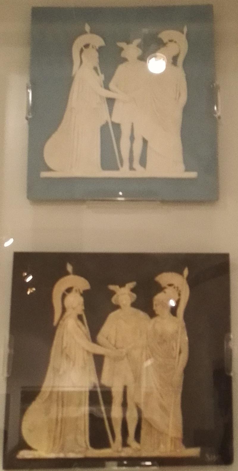 三角関係 軍神マルスと2人の妻たち
