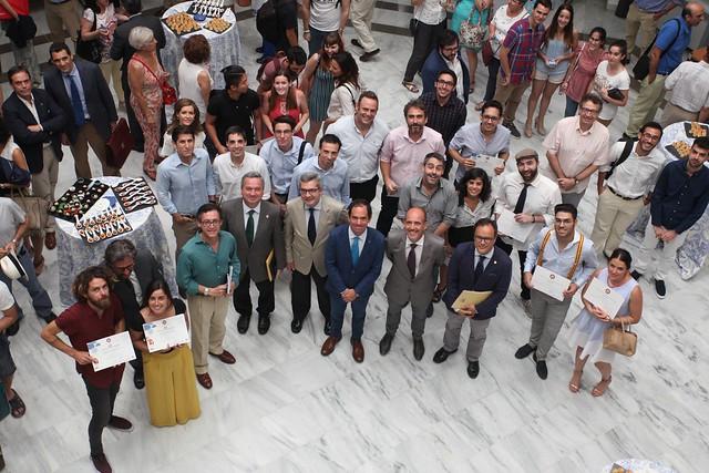 Concurso de Ideas de Negocio - Premiados 2016-2017