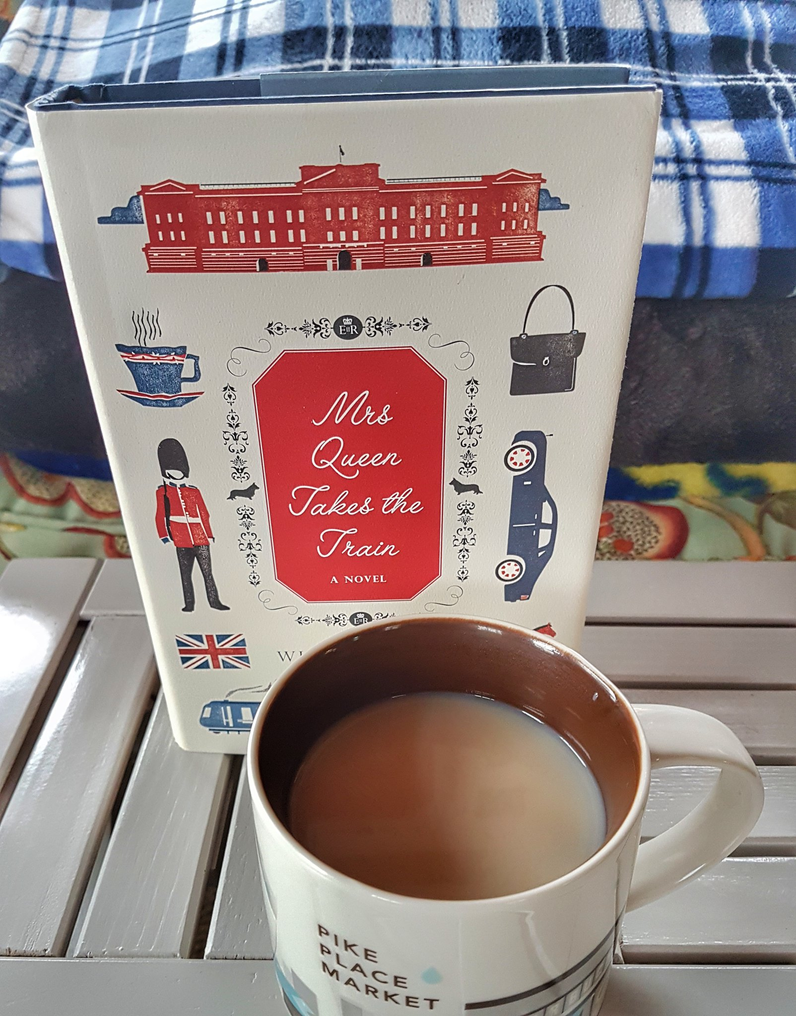 Tea Mug book