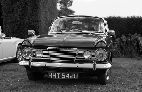 FILM - Humber Sceptre Mk II | by fishyfish_arcade