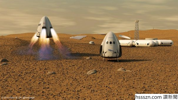 artists-rendition-of-the-spacex-dragon-capsule-on-mars_605_341
