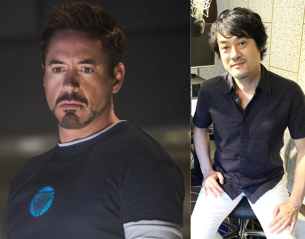 170628(1) - 鋼鐵人聲優「藤原啓治」養病一年正式復出、將在8/11上映日語配音版電影《蜘蛛人:返校日》登場!