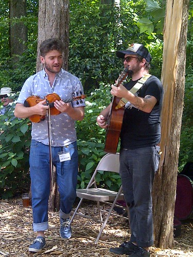 The Brother Brothers Caramoor American Roots Music Festival Katonah-20170624-05254