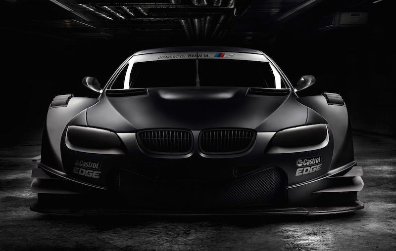 2012 BMW M3 DTM Concept Car
