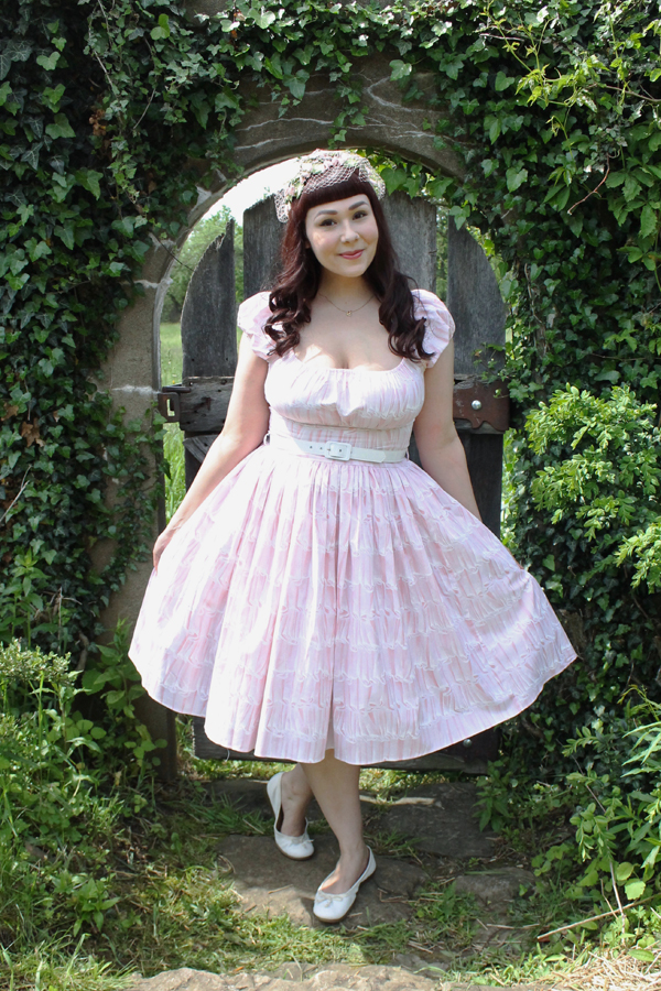 bernie dexter jodi pink taffy dress