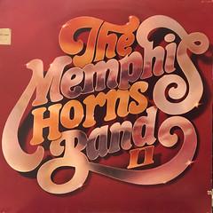 THE MEMPHIS HORNS:BAND II(JACKET A)