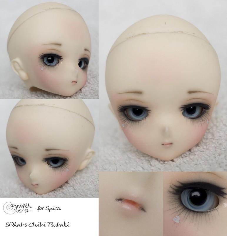 170530 SQLabs Chibi Tsubaki