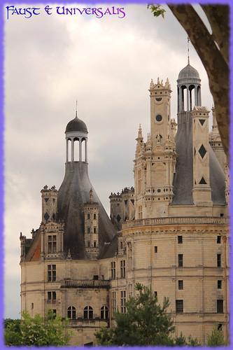 Aux Portes de l'Universel à Chambord