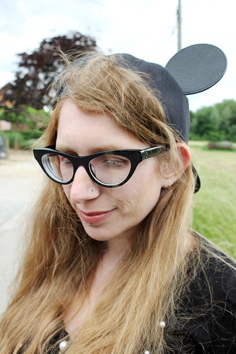 Day 47/100 days of make-up in 2017 + Summer of Disney Style day 3 - Disney hat