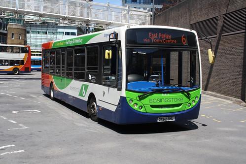 Stagecoach South 36835 GX62BHL