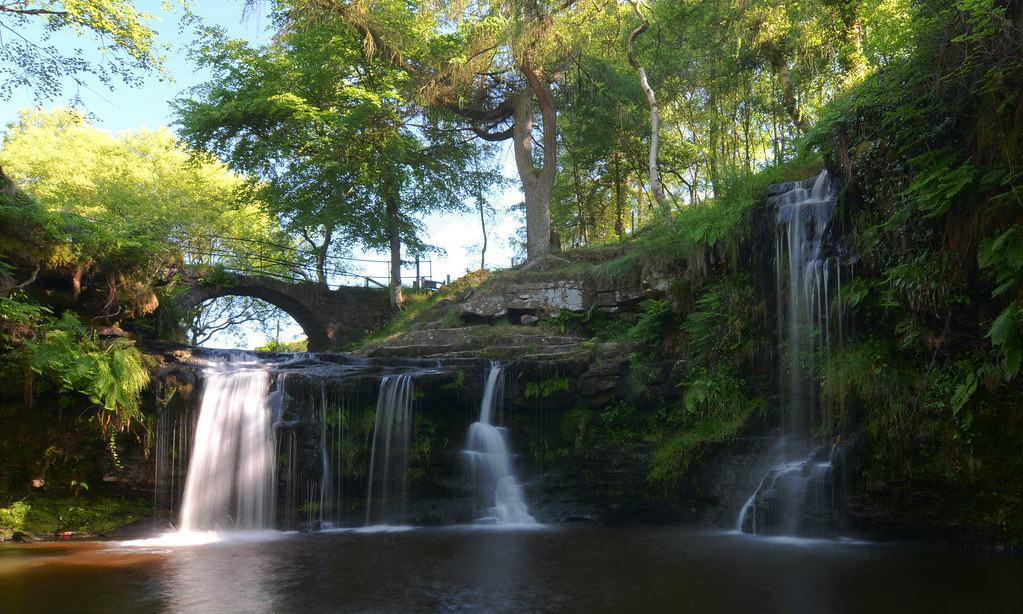 Lumb Falls | Hebden Bridge, West Yorkshire | Matt Wells ...