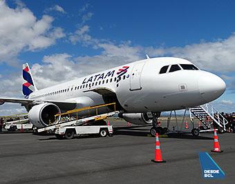 LATAM A320 CC-BAK (RD)