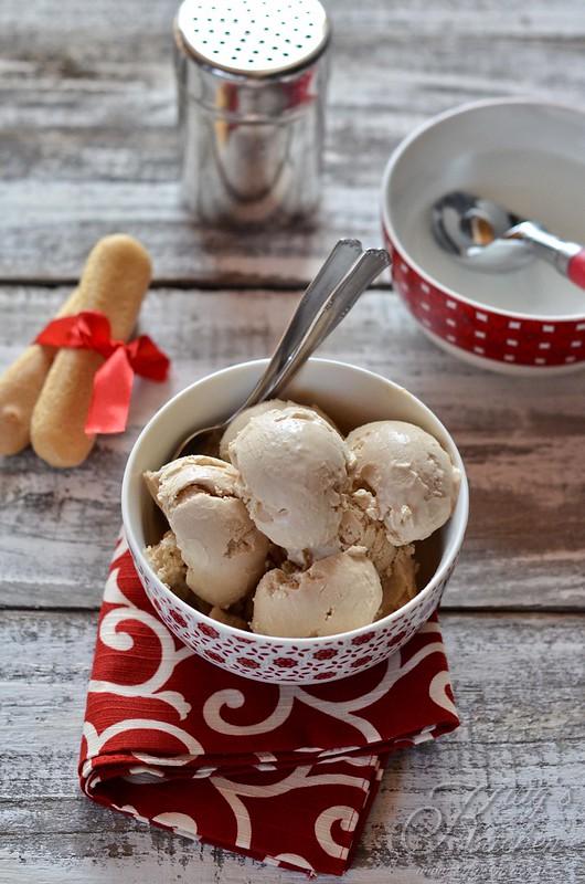gelato al tiramisù