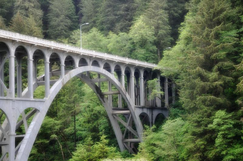 Cape Creek Bridge @ Mt. Hope Chronicles
