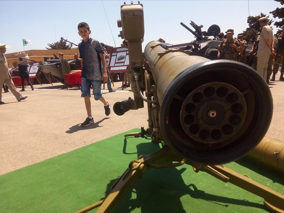 القوات البرية الجزائرية [  Missiles Anti-Chars ]   - صفحة 2 34871630084_926762a8f7_o