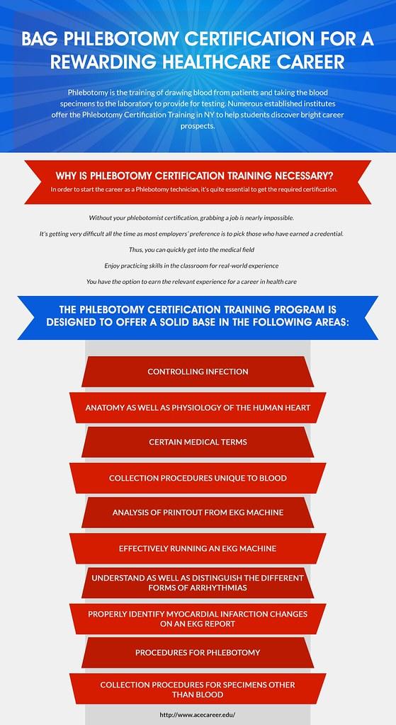 Phlebotomy Certification Training Ny Phlebotomy Is The Tra Flickr