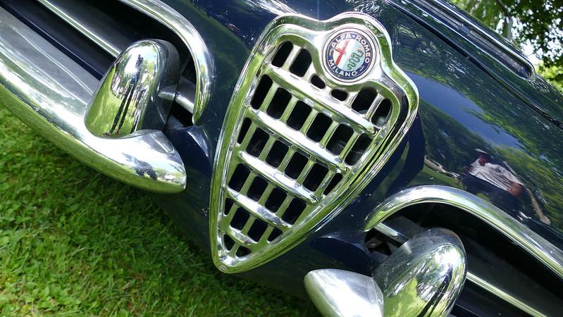 Alfa Romeo Giulia Spider 1965 - Courence (91) 2017 34980725141_9e03bc75d4_c