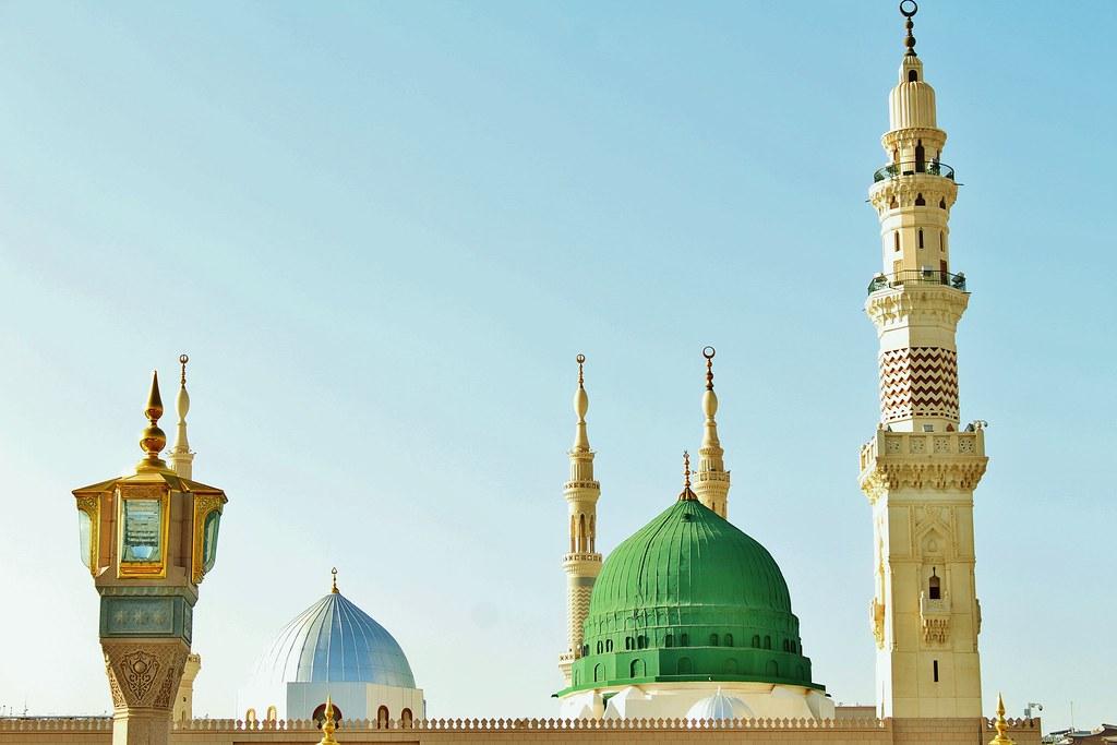Masjid E Nabavi Hd Wallpaper More Images Wallboat Com