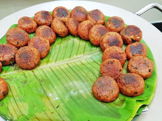 Murgh Shami Kebab