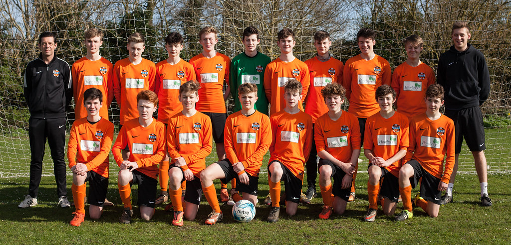 Crowmarsh Youth U16