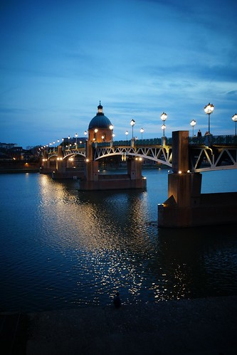 Toulouse at night... from How to Plan the Perfect Trip to France's Occitanie Region