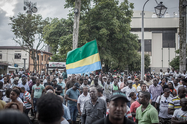 Civil Protest in Quibdo