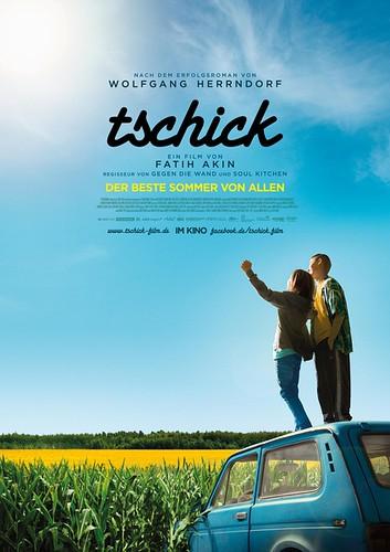 契克 Tschick (2016)海报