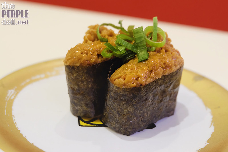Fermented Soy Beans or Natto Gunkan (P70)