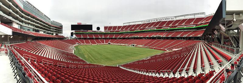 Levi's Stadium panorama