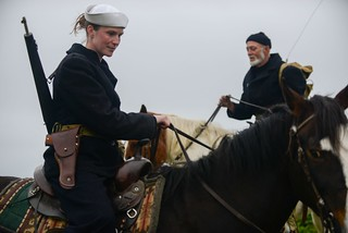 New England Coast Guard family keeps mounted patrol history alive