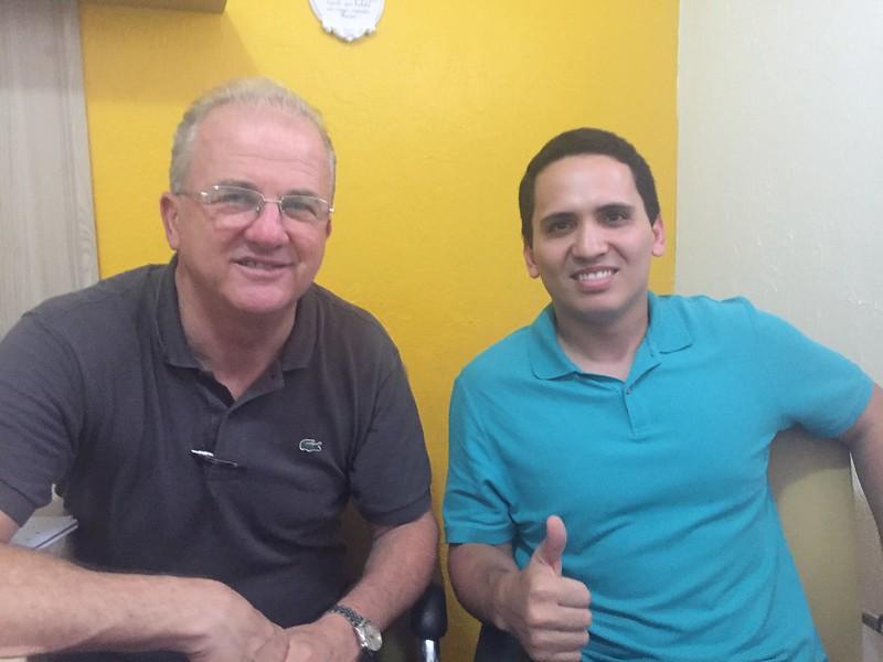 Sidney Rosa, em rota de colisão 'ideológica' com Cássio Andrade, pode deixar o PSB
