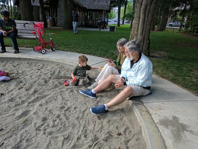 Saturday Afternoon Adventures: Anderson Park