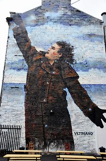 Billy Connolly mural. | by john.mcknight