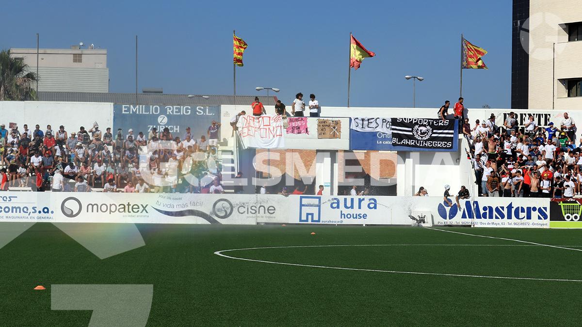 Ontinyent CF - Deportivo Alavés B (Jaume Ramis)