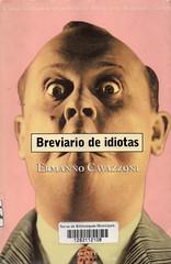 Ermanno Cavazzoni, Breviario de idiotas