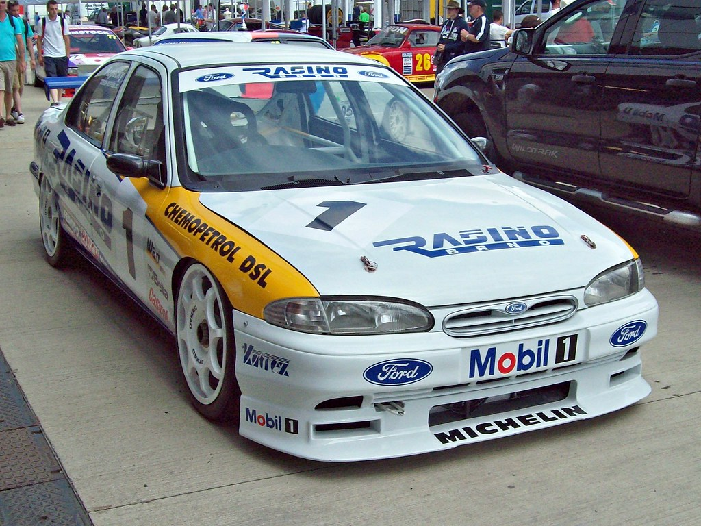 787 Ford Mondeo 1st Gen Facelift Saloon 2000 Btcc Flickr