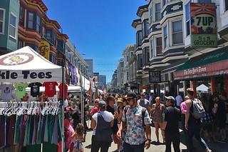North Beach - Festival Booths