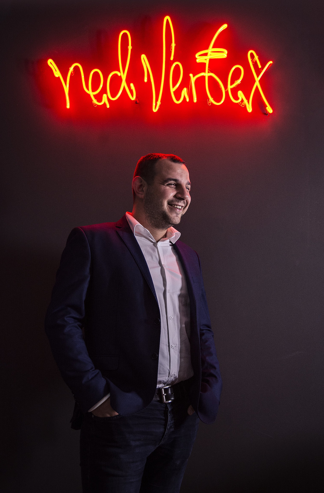 New REDVERTEX Director: Dimitar Nenov