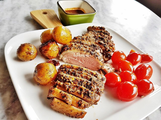 Duck Breast Meal