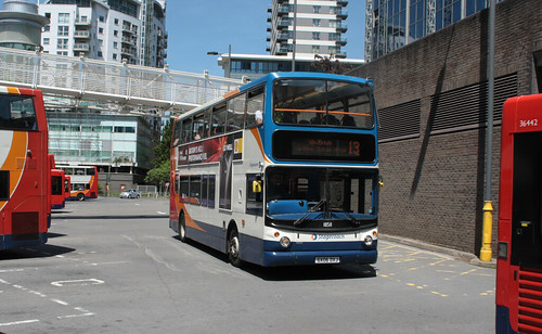 Stagecoach South 18511 GX06DXJ