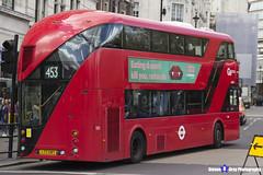 Wrightbus NRM NBFL - LTZ 1287 - LT287 - Marylebone 453 - Go Ahead London - London 2017 - Steven Gray - IMG_8749
