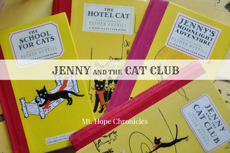 Jenny and the Cat Club @ Mt. Hope Chronicles