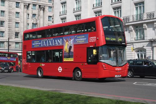 London United VH45190 LJ16EWN