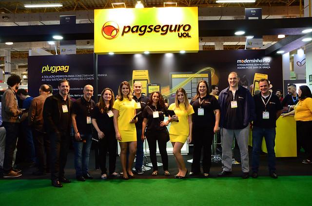 PagSeguro na ABF Expo 2017