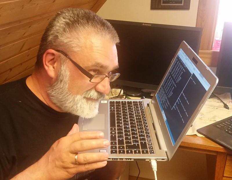 OpenBSD на ноутбук