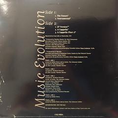 BUCKSHOT LEFONQUE:MUSIC EVOLUTION(JACKET B)