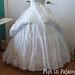 Victorian Petticoat layer seam
