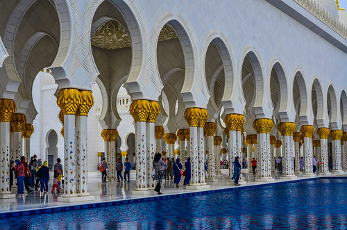 Sheikh Zayed Mosque | by couplemeetsworld