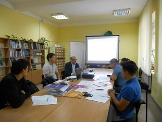 Клуб з вивчення казахської мови 22.05.17 ім. Джамбула